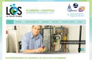 LGS Chauffage - Plombier