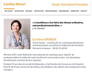 Caroline Raineri Coach